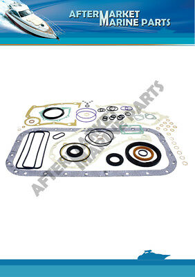 Volvo Penta Lower Gasket Set AD30A, AQAD30A, MD30A, TAMD30 rplcs :876427, 876032
