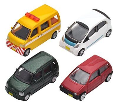 Tomytec The Car Collection Basic Set K2 1/150 N scale