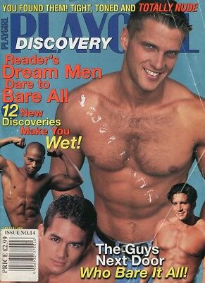 Playgirl Magazine's Discovery #94 - Gay Interest