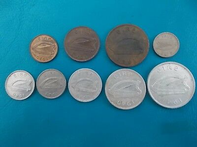 Lot of coins from Ireland