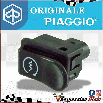 Commutatore Interruttore Accensione Originale Piaggio Ape Mix 2T 50 1998-2008