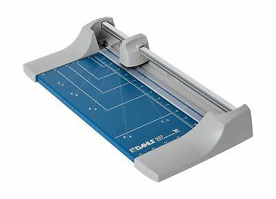 "Dahle 507 Personal Rolling Trimmer 12 1/2"" Cut Length 7 Sheet Self Sharpening..."