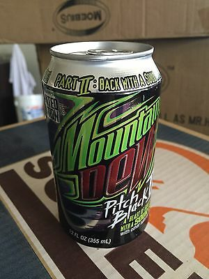 Mountain Dew Pitch Black II 2 SOUR Bite