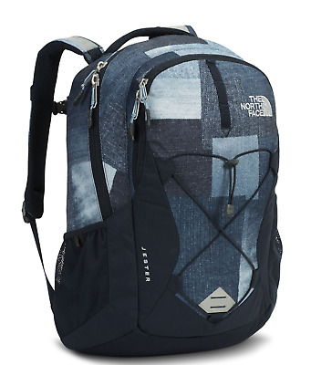 212234e5a WOMEN'S JESTER BACKPACK Laptop Bag The North Face Urban Navy Tryboro Print