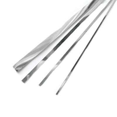 1000mm or 250mm Silver Solder Stripes Best offer for scrap and repairs jewellery