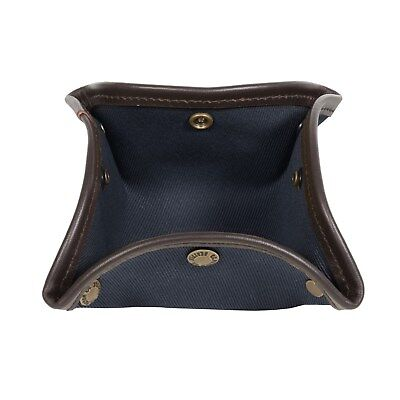 Filson Rugged Twill Travel Tray -Navy -Made in USA NWT