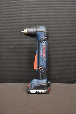 Bosch 18-Volt 1/2-in Right Angle Cordless Drill ADS181 w/Battery