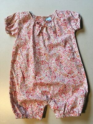 Old Navy Baby Girl Romper Size 3-6 Months Paisley