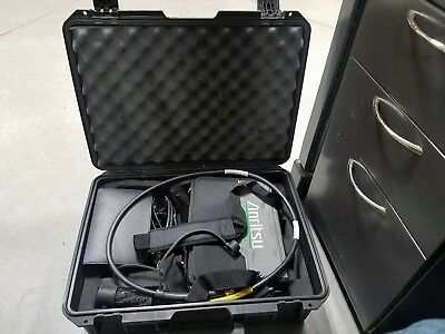 Anritsu Site Master S331E Cable & Antenna Analyzer SiteMaster w/ T Load Din Kit