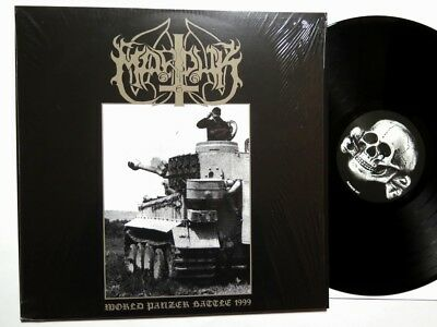 MARDUK - World Panzer Battle 1999 LP Blooddawn lim.500