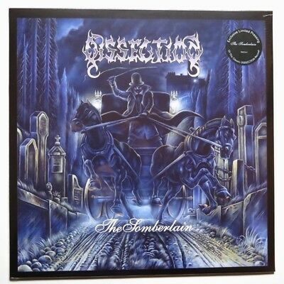 DISSECTION - The Somberlain LP BLACK / DEATH METAL - sentenced mayhem vinterland