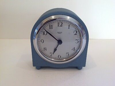 Vintage Mantel Or Kitchen Clock From Smiths Enfield In Superb Original Condition