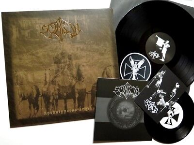 "SORHIN - Apokalypsens Ängel  LP +7"" Gatefold numbered"
