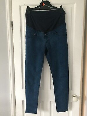 Maternity Jeans Peacocks Size 14