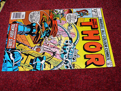 Thor (1962-1996 1st Series Journey Into Mystery) #261 VG