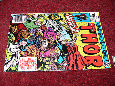 Thor (1962-1996 1st Series Journey Into Mystery) #259 FN