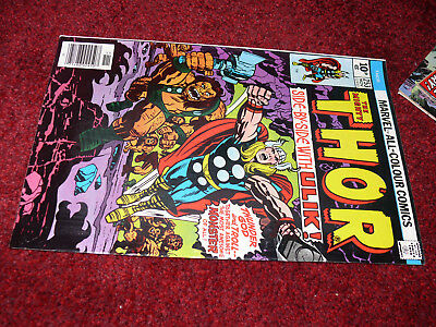 Thor (1962-1996 1st Series Journey Into Mystery) #253 FN