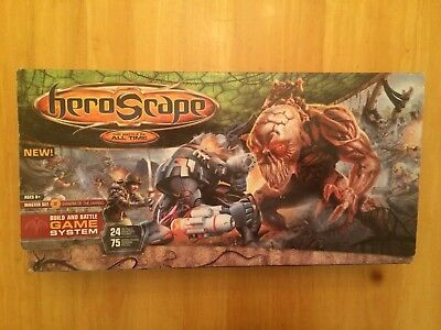 Heroscape The Battle Of All Time Hasbro-Swarm Of The Marro Game (incomplete)