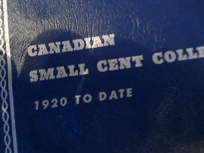 Canadian small cents 1937-1962 plus 1928 & 1932