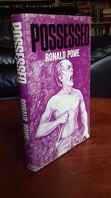 Possessed by Ronald Powe   Signed Hardback 1st edition