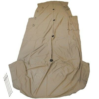Berkshire Pontoon Boat Playpen Cover 2226 | 253 SLX Sand Brown