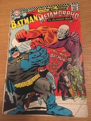 DC Comics Batman Brave And The Bold #68 1966