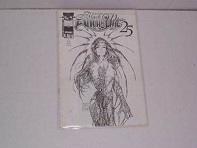 Top Cow Classics - Black & White 25 - Witchblade issue 1 comic