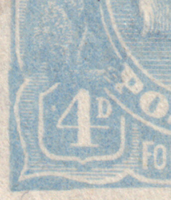 KGV 4d -  2R13 (3RD STATE) THICKENED LOWER LEFT FRAME, VFU,  BW112(2)s, CAT $60