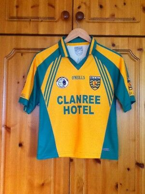Donegal Gaelic Ladies Football Home Jersey 2011 to 2012 Children 9 to 10 Years