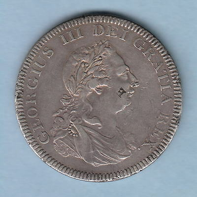 Great Britain.  1804 George 111 - Bank of England Dollar..  VF - Trace Lustre