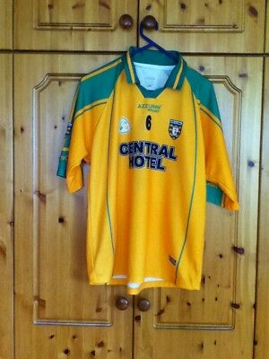 Donegal Gaelic Minor Football Home Jersey 2008 to 2009 Large Adult GAA Ireland