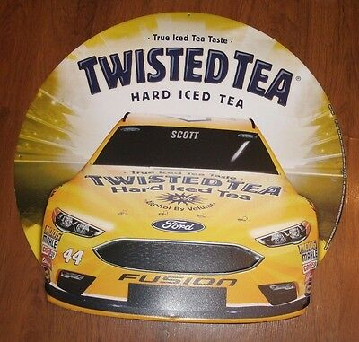 Twisted Tea Racing Bar Sign Large NEW