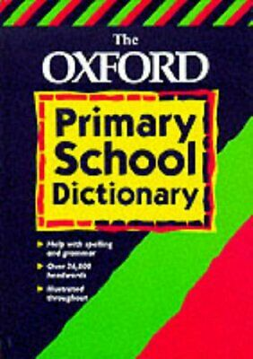 The Oxford Primary School Dictionary Hardback Book The Cheap Fast Free Post