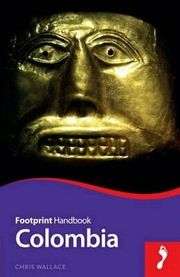 Colombia (Footprint Handbook) by Chris Wallace Book The Cheap Fast Free Post