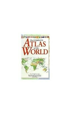 The Complete Atlas of the World by Lye, Keith Book The Cheap Fast Free Post