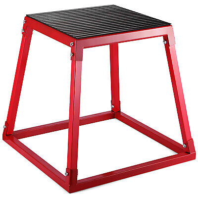 "24""Plyometric Jump Box Fitness Exercise Plyo Jump Box Step Crossfit Workout Home"