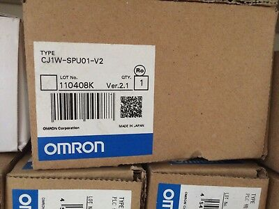 1PC New Omron CJ1W-SPU01-V2