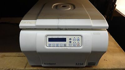Labogene Scanspeed 1236 Multi-Purpose High Speed Centrifuge