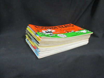 Footrot Flats 12 Sequential Issues; #1-12;  Early 1980's