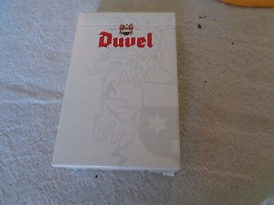 Duvel playing cards new