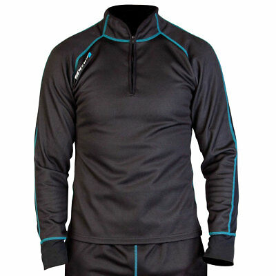 Spada Chill Factor 2 Black Moto Long Sleeve Base Layer Ladies Shirt | All Sizes