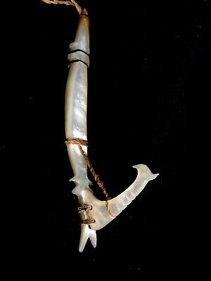UNIQUE !!!!!! Very large Fish Hook for sharks New Georgia Solomon Islands TOP!!!