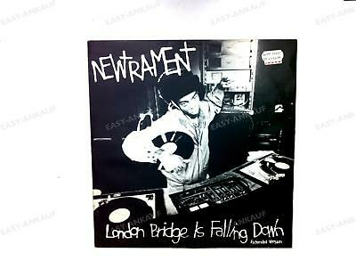 Newtrament - London Bridge Is Falling Down (Extended Version) UK Maxi 1983 /4