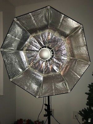 "Impact Folding Beauty Dish (Silver, 40"")"