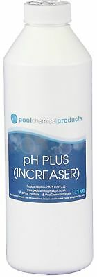 pH Plus (Increaser) for Swimming Pools, Spas and Hot Tubs