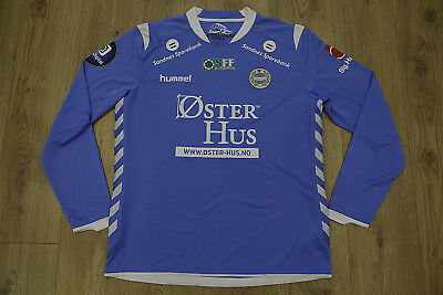 Sandnes Ulf Norwegen Fußball Trikot Norway Football Shirt Jersey Hummel XXL