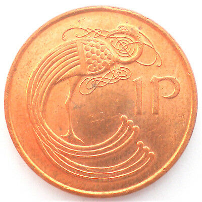 1 Penny, 1995, Irland 17/06/127