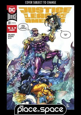 Justice League Of America, Vol. 5 #20A (Wk50)