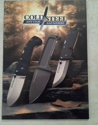 Cold Steel Product Guide 2015
