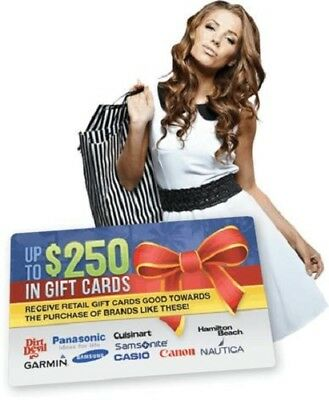(4) $250 in Gift Cards -Give away for the Holidays,Promotions,Get more Business